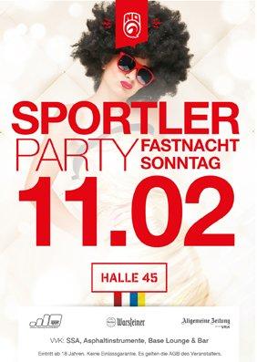 20180211_NOQ_SPORTLERPARTY_fastnacht_Flyer