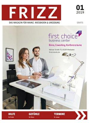 E-Paper FRIZZ Das Magazin